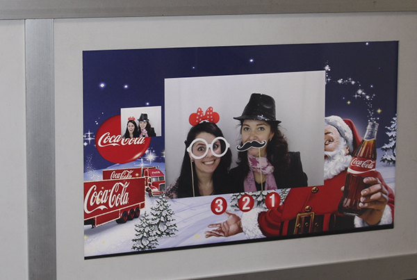 Coca cola new year